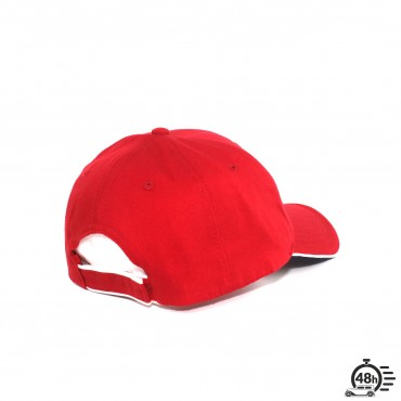 Casquette sandwich STAR red cocorico !