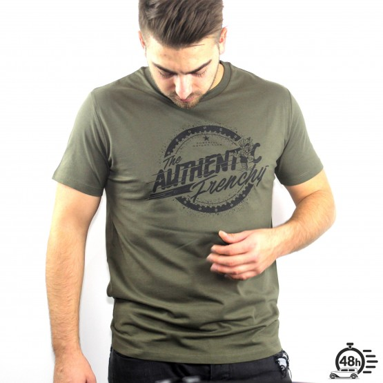 Tshirt AUTHENTIC olive SS