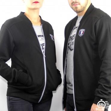 Jacket CLASSIC SKULL black Unisexe