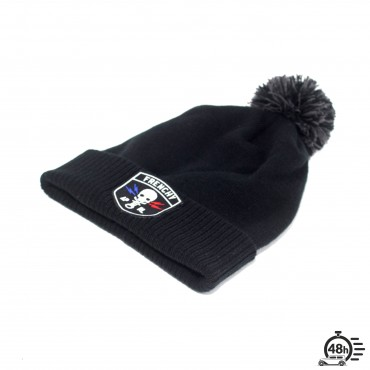 Beanie CLASSIC SKULL black