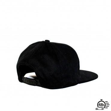 Casquette Snapback CLASSIC SKULL h-panel black