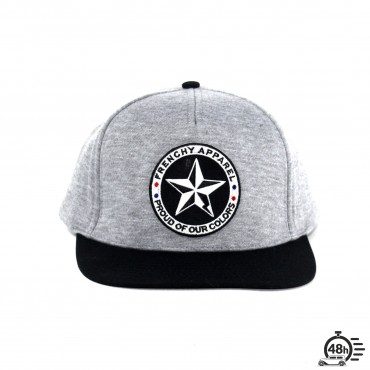 CaP snapback varsity STAR black
