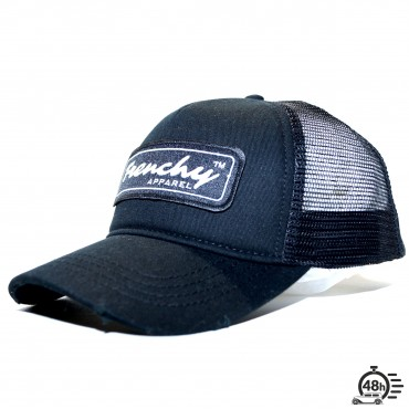 Cap Trucker used NAME