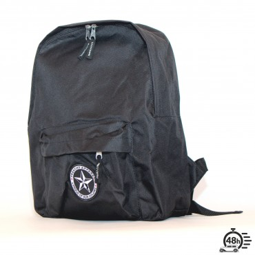 Bag BLASON RETRO black