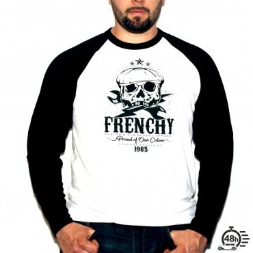 Tshirt CAPSKULL baseball MC