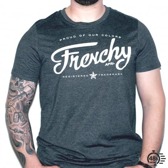 tshirt lettering noir short sleeves