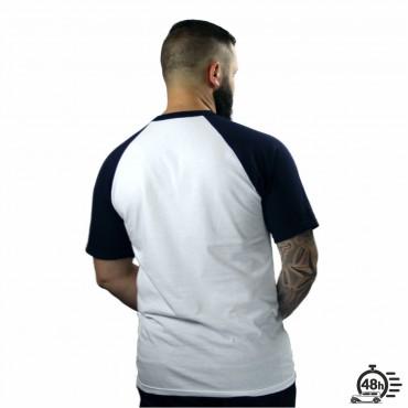 Tshirt LETTERING baseball SS