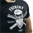 Tshirt RESPECT SKULL black SS limited serie