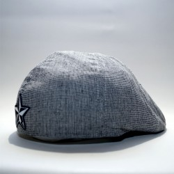Cap vintage STAR grey
