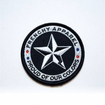Patch STAR black