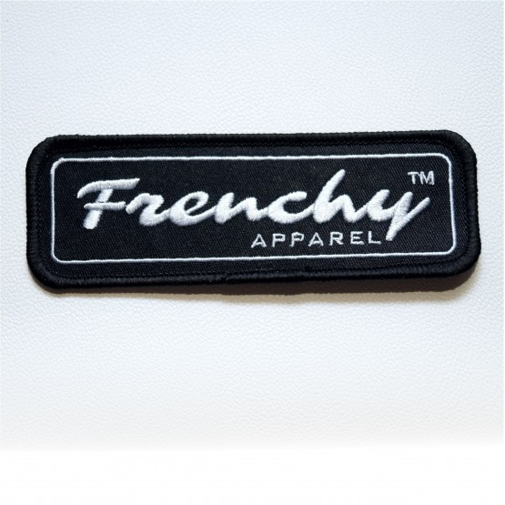Patch NAME black