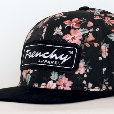 Cap Snapback Flower colors NAME