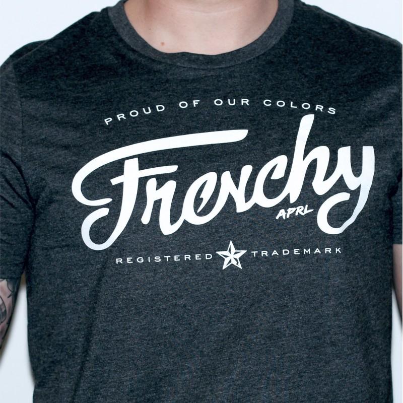 tshirt lettering noir short sleeves tshirt lettering noir short sleeves
